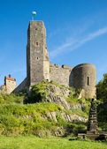Stolpen Castle, Saxony, Germany — Stock Photo