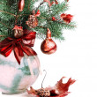 Xmas decorations — Stockfoto
