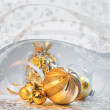 Christmas arrangement — Stock Photo #37202539