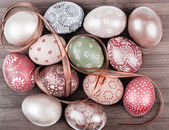 Painted Easter Eggs — Foto Stock