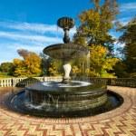 Rossbrunnen fountain in Potsdam Sanssouci park — Stock Photo #39690083