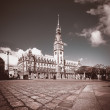 Hamburg Town Hall — Stock Photo