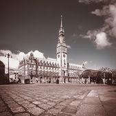 Prefeitura de Hamburgo — Fotografia Stock