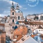 St. Nicolas church in Prague — Stock Photo #51518811