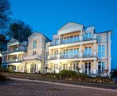 Holiday villa on island Rugen — Stock Photo