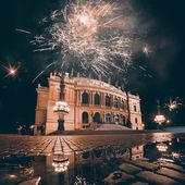 Prague Opera House — Zdjęcie stockowe