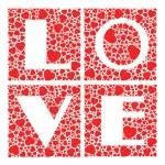Happy Valentine Day Vector Design — Stock Vector #45557421