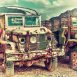 Old truck — Stock Photo