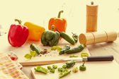 Food prepare — Stock Photo