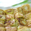 Stockfoto: Crispy fried roti