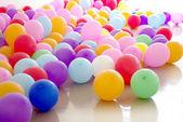 Coloful balloon — Stock Photo