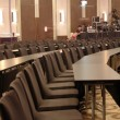 Conference hall room — Stock Photo