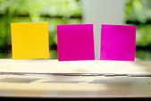 Post it — Stock Photo