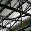 Stock Photo: Roof structure