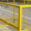 Yellow cage — Stock Photo