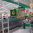 Hypermarket, Tesco Lotus in Thailand — стоковое фото #35116907