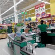 Hypermarket, Tesco Lotus in Thailand — Stockfoto
