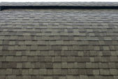 Asphalt roof — Stock Photo