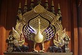 Paw złoty buddyjski świątyni sztuki — Zdjęcie stockowe