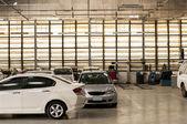 Auto auto winkel — Stockfoto