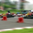 Speed go carting, abstract fast — Stock Photo #41219505