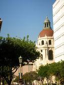 City hall in pasadena — Stock Photo