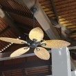 Colonial style ceiling fan — Stock Photo #42799035
