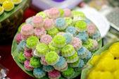 泰国传统甜点 — 图库照片
