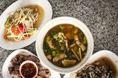 Thai traditional spicy food — Stock Photo