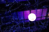 Bar light night — ストック写真