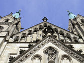 St Paul church in Munich — Stock Photo