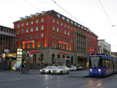 Tram in Munich, Germany — Stock Photo