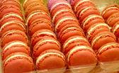 Macaron colourful dessert — Foto de Stock