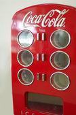 Coca cola vintage — Stock Photo