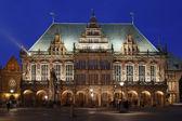 Bremen city hall — Stock Photo