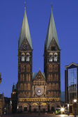 Cathedral of Bremen — Stock Photo