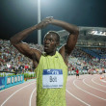 Usain Bolt — Stock Photo #33516133