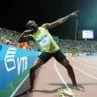 Usain Bolt — Stock Photo