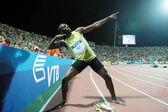 Usain Bolt — Stock Photo
