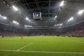 Schalke 04 vs Paok — Stockfoto