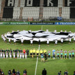 Champions League play-off match PAOK vs Schalke — Stock Photo #33526101
