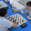 Chess tournament Marathon — Foto Stock