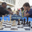 Chess tournament Marathon — Stock Photo