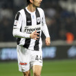 PAOK against Olympiacos football match — Stock Photo
