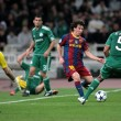 UEFA Champions League group stage match Panathinaikos vs Barcelona — Stock Photo #34157987