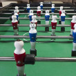 Table football game — Stock Photo