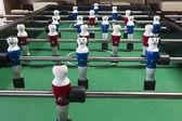 Tabel football spel — Stockfoto