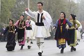 28th October Greek Parade — Stock Photo