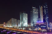 Downtown of Astana city - the capital of Kazakhstan — Stock Photo