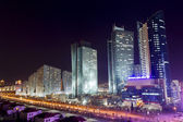 Downtown of Astana city - the capital of Kazakhstan — Stock Photo